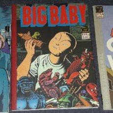 Comics : LOTE DE 3 COMICS GHOST WORLD + BIG BABY + DAVID BORING NOVELA GRAFICA EDICIONES LA CUPULA. Lote 252605830