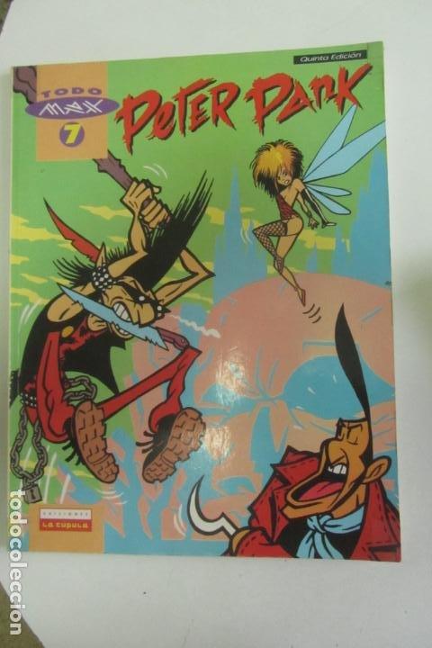 TODO MAX 7 -PETER PANK- LA CÚPULA,2001 C8 (Tebeos y Comics - La Cúpula - Autores Españoles)