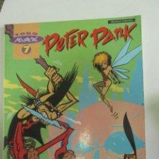 Cómics: TODO MAX 7 -PETER PANK- LA CÚPULA,2001 C8. Lote 252971075