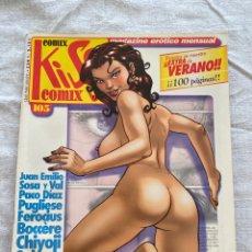 Cómics: KISS COMIX NÚMERO 105. Lote 252994240