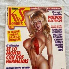 Cómics: KISS COMIX NÚMERO 118. Lote 252997220