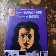 Cómics: BRUT COMIX, SERIE LIMITADA 1/5: COMO UN GUANTE DE SEDA FORJADO EN HIERRO (DANIEL CLOWES) (LA CUPULA). Lote 253364030
