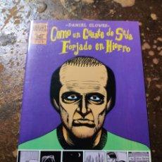 Cómics: BRUT COMIX, SERIE LIMITADA 2/5: COMO UN GUANTE DE SEDA FORJADO EN HIERRO (DANIEL CLOWES) (LA CUPULA). Lote 253364120