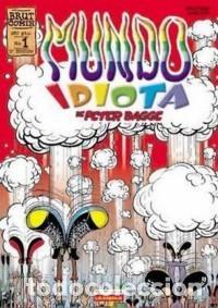 Cómics: Mundo idiota, de Peter Bagge. Completa. 13 números. Brut Comix - Foto 4 - 253730845