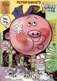 Cómics: Mundo idiota, de Peter Bagge. Completa. 13 números. Brut Comix - Foto 7 - 253730845