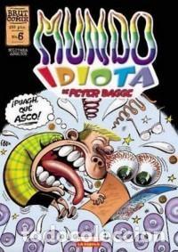 Cómics: Mundo idiota, de Peter Bagge. Completa. 13 números. Brut Comix - Foto 11 - 253730845