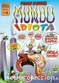 Cómics: Mundo idiota, de Peter Bagge. Completa. 13 números. Brut Comix - Foto 13 - 253730845