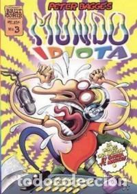 Cómics: Mundo idiota, de Peter Bagge. Completa. 13 números. Brut Comix - Foto 14 - 253730845