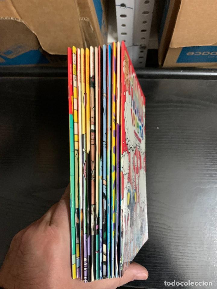MUNDO IDIOTA, DE PETER BAGGE. COMPLETA. 13 NÚMEROS. BRUT COMIX (Tebeos y Comics - La Cúpula - Comic USA)