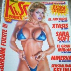 Cómics: KISS COMIX Nº 120 -- LA CUPULA -- EXTRA EXPLOSIVO --. Lote 253736200