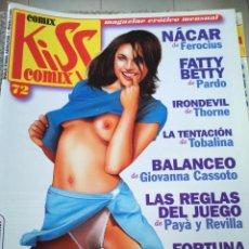 Cómics: KISS COMIX Nº 72 -- LA CUPULA --. Lote 253736645