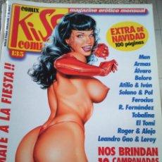 Cómics: KISS COMIX Nº 135 -- LA CUPULA -- EXTRA NAVIDAD --. Lote 253737120
