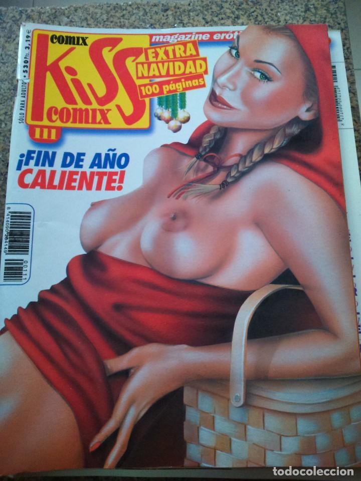 KISS COMIX Nº 111 -- LA CUPULA -- EXTRA NAVIDAD -- (Tebeos y Comics - La Cúpula - Comic Europeo)