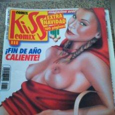 Cómics: KISS COMIX Nº 111 -- LA CUPULA -- EXTRA NAVIDAD --. Lote 253737435