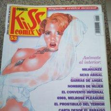 Cómics: KISS COMIX Nº 53 -- LA CUPULA --. Lote 253737485