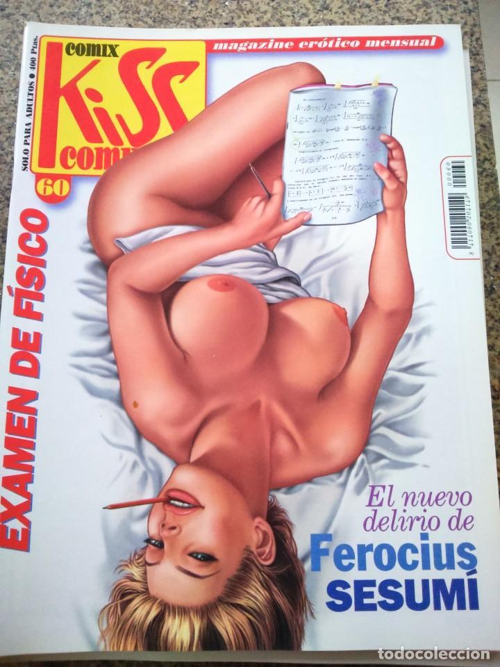 KISS COMIX Nº 60 -- LA CUPULA -- (Tebeos y Comics - La Cúpula - Comic Europeo)