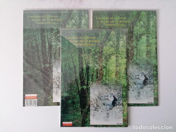 Cómics: MUERTE ANIMAL - COLECCION COMPLETA DE 3 NUMEROS - QUIM BOU - EDICIONES LA CUPULA - PERFECTO ESTADO - Foto 2 - 253973635