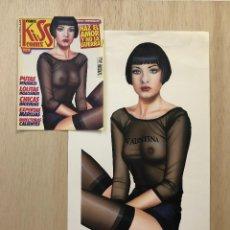 Cómics: PORTADA ORIGINAL KISS COMIX Nº122 (2001) EDICIONES LA CÚPULA. Lote 254051880