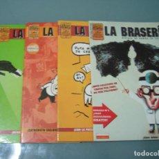 Cómics: LA BRASERÍA 1 2 3 4. Lote 254818130