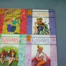 Cómics: ESPIRAL 1 2 3 4 - DAVID LOPEZ. Lote 255414195