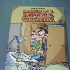 Cómics: OTRA PUTA NOVELA GRÁFICA - JORGE DE JUAN. Lote 257485130