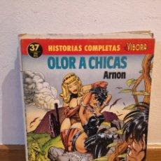Cómics: OLOR A CHICAS ARNON HISTORIAS COMPLETAS EL VÍBORA. Lote 257543500