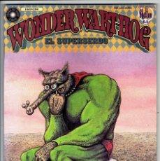 Comics: WONDER WART-HOG - EL SUPERSERDO. Nº 6 - EDICIONES LA CUPULA .. Lote 257965490