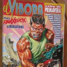 Cómics: EL VIBORA REVISTA COMIX PARA ADULTOS Nº 158 - EXTRA DE PRIMAVERA. Lote 258320850