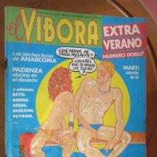 Cómics: EL VIBORA REVISTA COMIS PARA ADULTOS Nº 113/114 - EXTRA DE VERANO - MARTI PIERDE LA FE. Lote 258756275