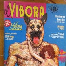 Cómics: EL VIBORA REVISTA COMIS PARA ADULTOS Nº 125 - EL GRIEGO POR BOLDU - HELENA DE NAZARIO. Lote 258765670