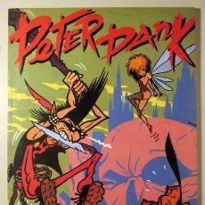 Cómics: MAX - PETER PANK - BARCELONA 1985 - ILUSTRADO - 1ª EDICIÓN. Lote 260001245