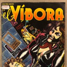 Cómics: EL VÍBORA COMIX N° 34 (EDICIONES LA CÚPULA 1982). NAZARIO, CRUMB, CEESEPE, MARTÍ, LIBERATORE,.... Lote 261590350