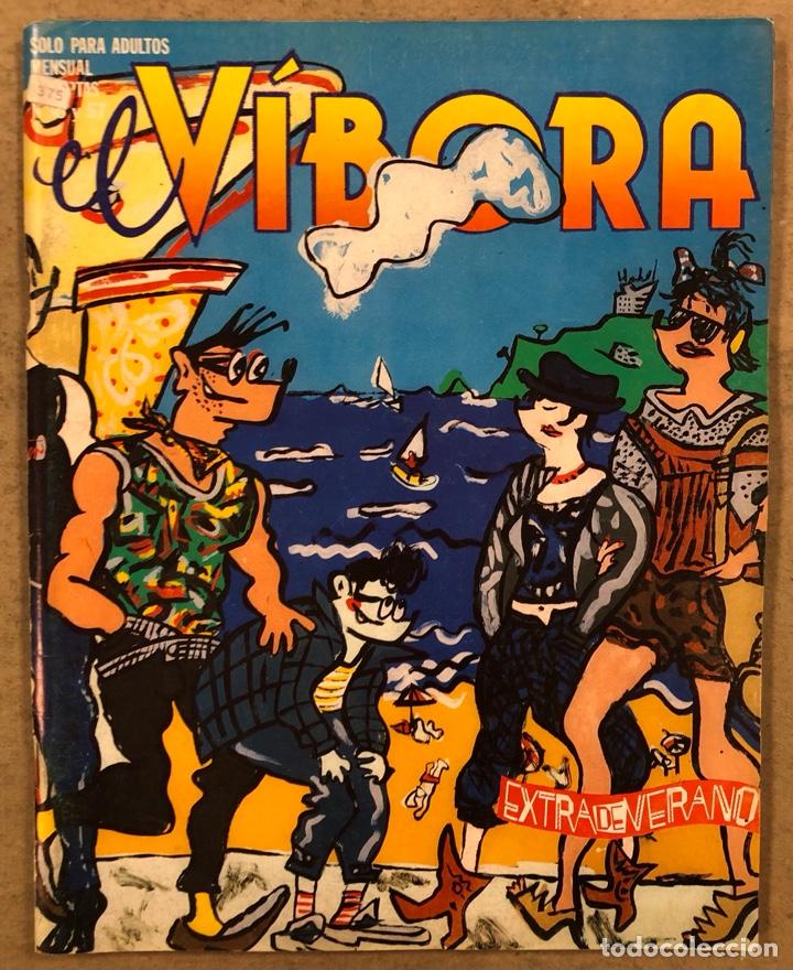 EL VÍBORA COMIX N° 56 Y 57 (EDICIONES LA CÚPULA 1984). MARISCAL, ONLIYÚ, GALLARDO, MAX, ROGER,... (Tebeos y Comics - La Cúpula - El Víbora)