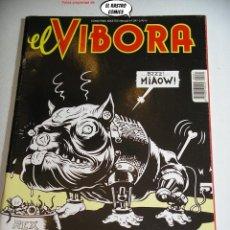 Cómics: EL VIBORA Nº 291, ED. LA CÚPULA, MUY DIFICIL. Lote 261648640