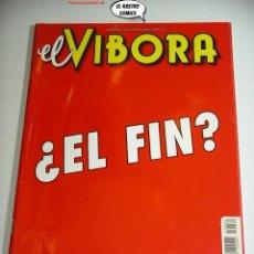 Fumetti: EL VIBORA Nº 289, ED. LA CÚPULA, MUY DIFICIL. Lote 261648670