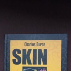 Cómics: SKIN DEEP CHARLES BURNS. Lote 262838850