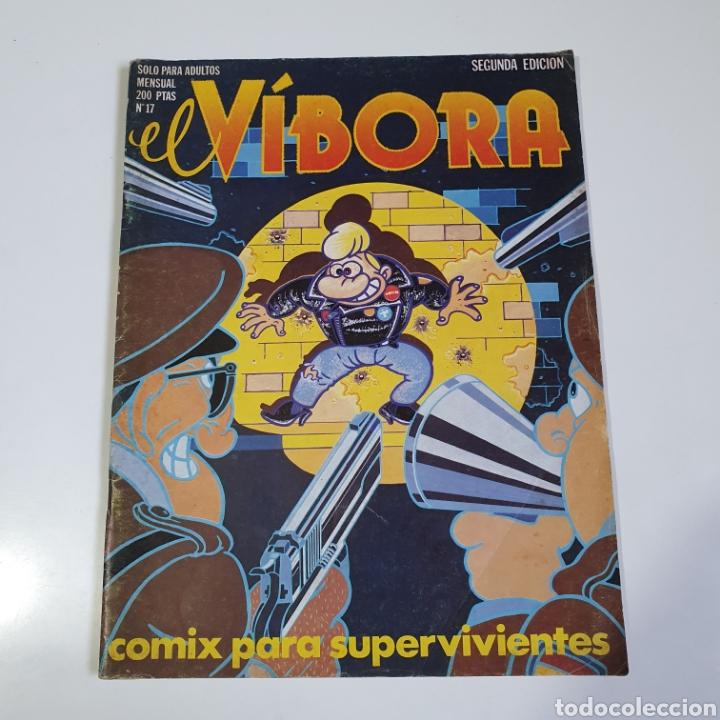 CÓMIC, EL VIBORA, NUM.17. (Tebeos y Comics - La Cúpula - El Víbora)