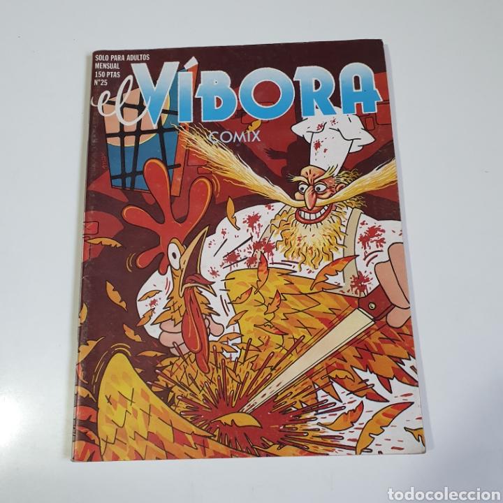 CÓMIC, EL VIBORA, NUM.25. (Tebeos y Comics - La Cúpula - El Víbora)