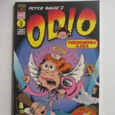 Cómics: ODIO. VOL. 9. VIBORA COMIX. EDICIONES LA CUPULA. PETER BAGGE E11. Lote 263059900
