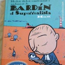Cómics: BARDIN EL SUPERREALISTA. Lote 263105905