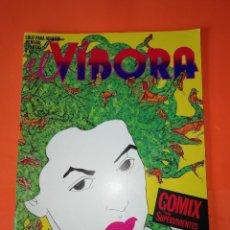 Cómics: EL VIBORA. Nº 62. EDICIONES LA CUPULA. ESTADO BUENO. Lote 263912130
