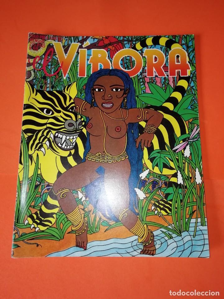 EL VIBORA. Nº 60. EDICIONES LA CUPULA. ESTADO BUENO (Tebeos y Comics - La Cúpula - El Víbora)