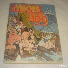 Cómics: EL VIBORA N. 100 , NUMERO, EJEMPLAR Y EXTRAORDINARIO .. Lote 263950290