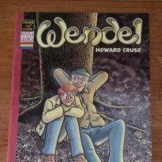 Cómics: WENDEL - HOWARD CRUSE. Lote 264145544
