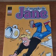 Cómics: EL MUNDO DE JANE - PAIGE BRADDOCK. Lote 264150236