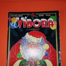 Cómics: EL VIBORA. Nº 37-38. EDICIONES LA CUPULA. ESTADO NORMAL. Lote 264156004