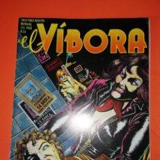 Cómics: EL VIBORA. Nº 34. EDICIONES LA CUPULA. ESTADO NORMAL. Lote 264157496