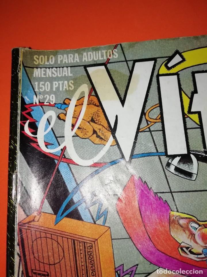 Cómics: EL VIBORA. Nº 29. EDICIONES LA CUPULA. ESTADO NORMAL - Foto 3 - 264159500