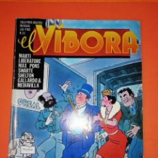 Cómics: EL VIBORA. Nº 24. EDICIONES LA CUPULA. ESTADO NORMAL. Lote 264161584