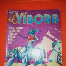 Cómics: EL VIBORA. Nº 23. EDICIONES LA CUPULA. ESTADO NORMAL. Lote 264162124